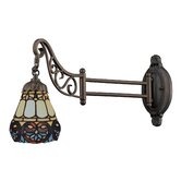 Mix-N-Match Wall Sconce in Tiffany Bronze