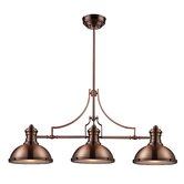 Chadwick 3 Light Kitchen Island Pendant