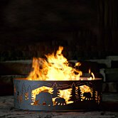 Bear N Cubs Fire Ring