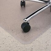 BerberMat Low Pile Carpet Beveled Edge Chair Mat