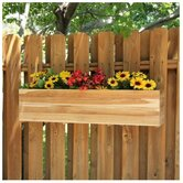 10.5&quot; Rectangular Window Box Planter