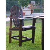 Westport Counter Height Adirondack Chair