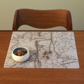 Floral Placemat