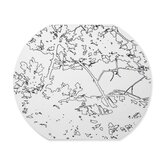 Meadow Round Placemat