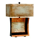 Vivido! Hand Painted Breeze Table Lamp