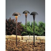 Black Eclipse Landscape Path Light