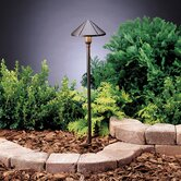 Center Mount Architectural Bronze Landscape Path Light