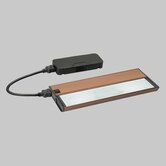 KCL Series I All-in-One  Xenon Under Cabinet Strip Light in Brushed Bronze