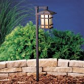 Cross Creek  Path Light in Aged Bronze