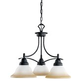 Pomeroy 3 Light  Chandelier