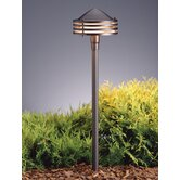 Textured Architectural Bronze Galaxy Path Light
