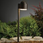 Simplicity Side Mount Architectural Bronze Landscape Path Light