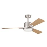 48&quot; Celino 3 Blade Ceiling Fan