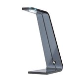 LED Desk Lamp in Black