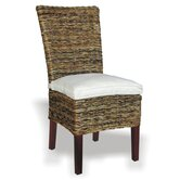 Farra Cotton Parson Chair