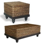 Tropical Coffee Table Set