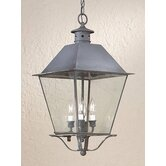 Montgomery 4 Light  Hanging Lantern