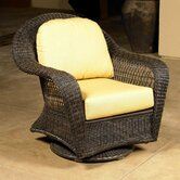 Port Royal Swivel Glider Club Chair