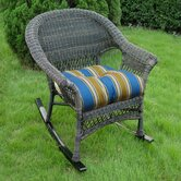 Portland Rocking Chair with Cushion