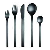 Mono-A Edition 50 5-Piece Set in Black by Peter Raacke