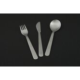 Mono Kids Petit Flatware (Set of 3) by Peter Raacke