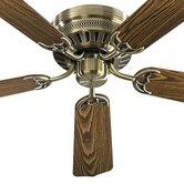 "52"" 5 Blade Custom Hugger Ceiling Fan"