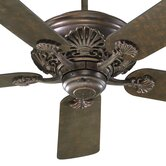 52&quot; Saxony 5 Blade Ceiling Fan
