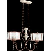 La Maison 6 Light Kitchen Pendant Light