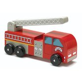 Town Trucks Fire Engine