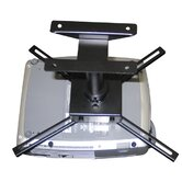 Universal Fixed Height LCD Projector Mount