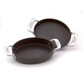 Specialties Nonstick Oval Bakers (Set of 2)