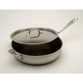 Master Chef MC2 3-qt. Saut&eacute; Pan with Lid