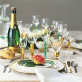 Nobel Silver / Gold Flatware Collection