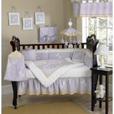 Purple Dragonfly Dreams Collection 9pc Crib Bedding Set