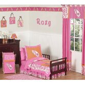 Surf Pink Toddler Bedding Collection