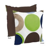 Designer Dot Collection Decorative Pillow
