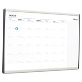Magnetic Dry Erase Calendar