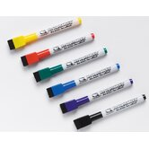 6 Count Low Odor Rewritable's Dry Erase Mini Marker Set