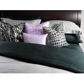 Caiman Sheet Set in Jet Set Black
