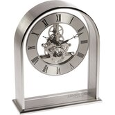 20cm Arch Top Mantle Clock