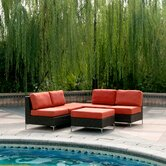 Napa Springs Deep Seating Group with Cushions