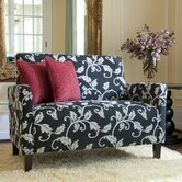 Sutton Chenille Loveseat