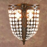 Longas Traditional Wall Sconce in Oxidate Bronze