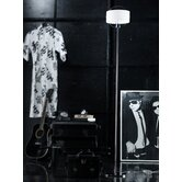 Ring Floor Lamp in Chrome