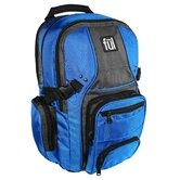 Tennman Computer Backpack in Blue