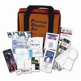Personal Disaster Kit for One Person