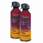 OfficeDuster Plus All Purpose Duster, Two 10oz Cans per pack