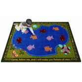 Faith Based Fishers of Men Kids Rug