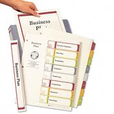 Ready Index Contents Dividers (8 Tabs, 8 Sets/ Box)