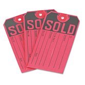 Paper Sold Tags (500/Box)